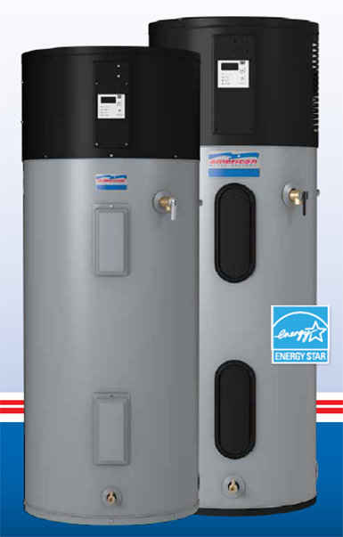 Heat Pump Water Heaters American Water Heaters