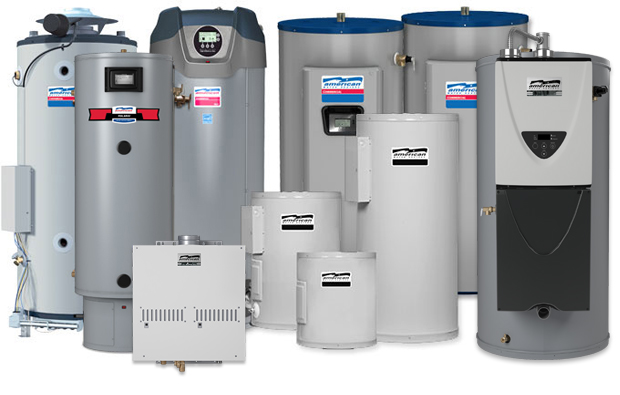 American Commercial Water Heaters