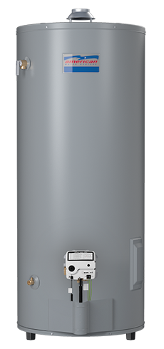 Commercial Gas Non-Dampered Water Heater