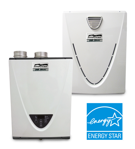 Tankless Water Heaters American Water Heaters