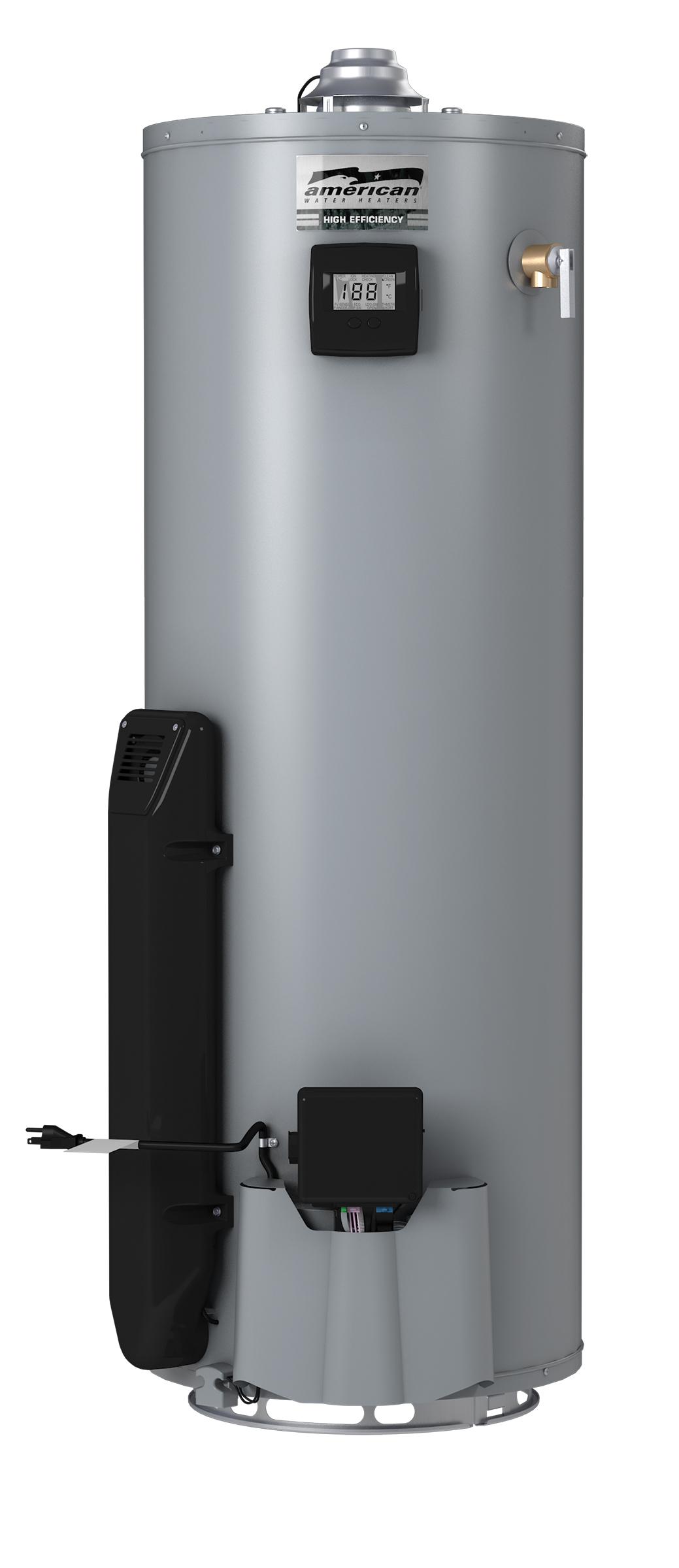 High Efficiency Water Heaters Gas American Water Heaters Media Bank American Water Heaters