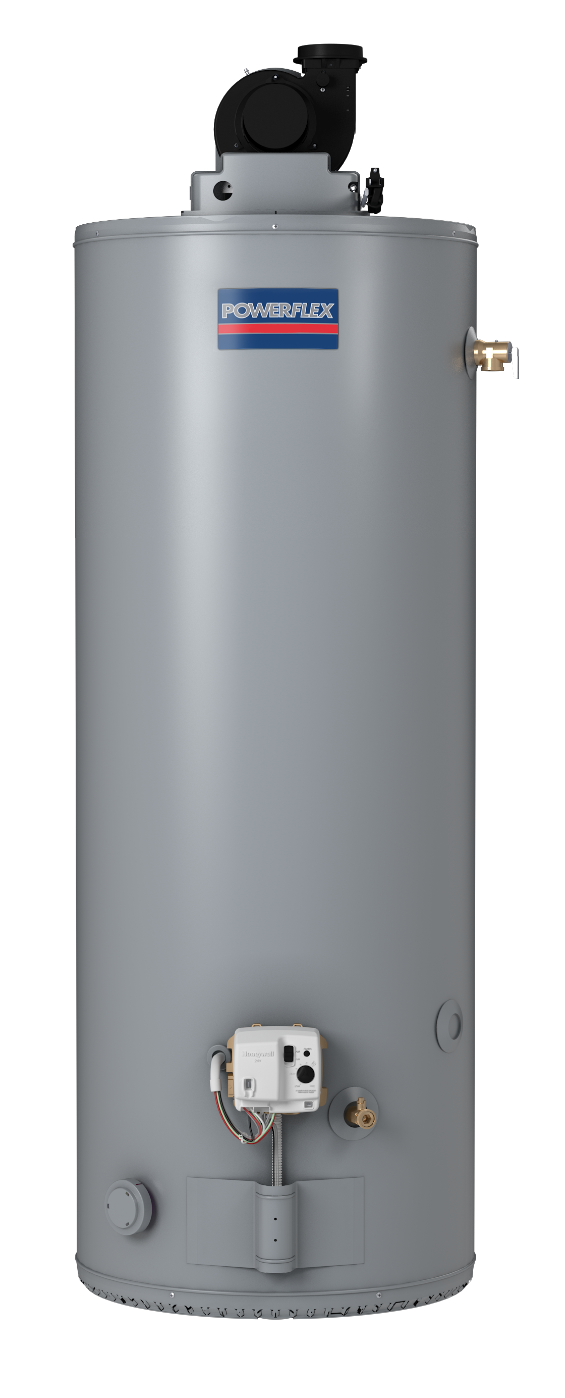 Natural Gas Power Vent Water Heater American Water Heaters Media Bank American Water Heaters