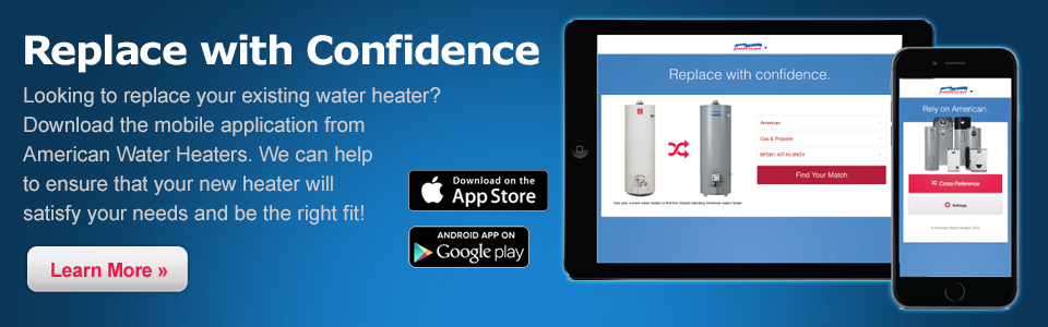 What are the parts of a Powerflex water heater?