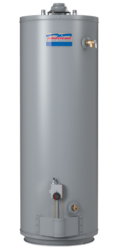 Commercial Gas CG32-55t60 Non-Dampered Water Heater