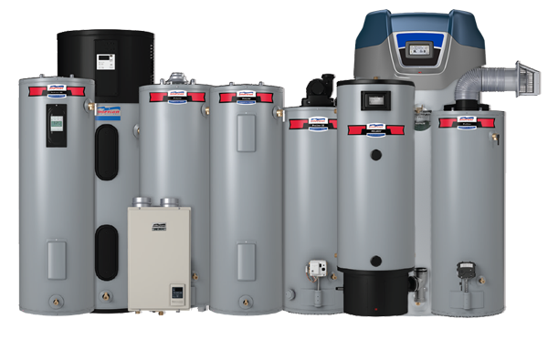 American Residential Water Heaters American Water Heaters