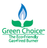 Green Choice Gas-Fired Burner