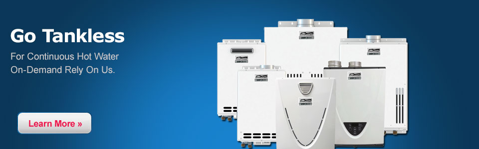 American Tankless Water Heaters