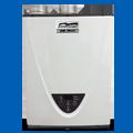 Pièces de ventilation et de chauffage d'eau sans réservoir